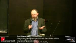 Miniaturansicht - Finanzmärkte und Finanzmarktöffentlichkeit - Finanzkrisen aus der Sicht der Soziologie der Konventionen