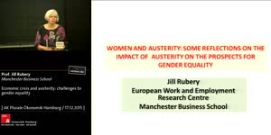 Miniaturansicht - Economic crisis and austerity: challenges to gender equality