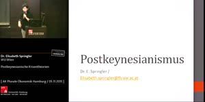Miniaturansicht - Postkeynesianische Krisentheorien