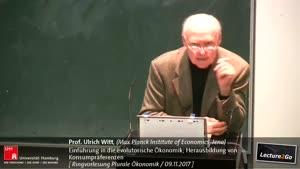 Miniaturansicht - Einführung in die evolutorische Ökonomik; Herausbildung von Konsumpräferenzen