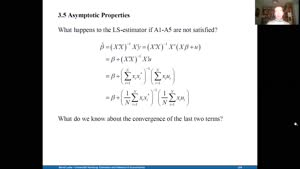 Miniaturansicht - Estimation and Inference 17.12. Part 1