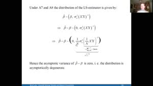 Miniaturansicht - Estimation and Inference 17.12. Part 2
