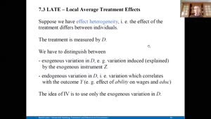 Miniaturansicht - Estimation and Inference 11.2.