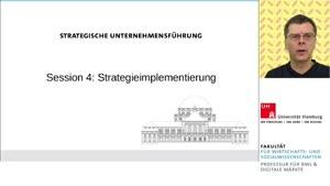 Miniaturansicht - Strategieimplementation / Orgstrukturen