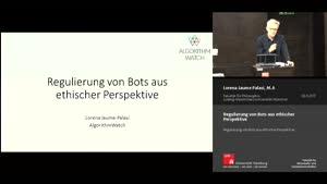Miniaturansicht - Regulierung von Bots aus zivilgesellschaftlicher Perspektive