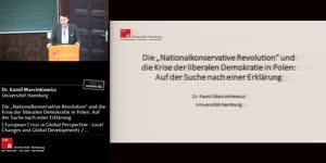 """Thumbnail - Die """"Nationalkonservative Revolution"""" und  die Krise der liberalen Demokratie in Polen:  Auf der Suche nach einer Erklärung"""