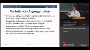 Vorschaubild - 9. Sitzung: Prozessgenerierte Daten und Big Data - Teil 2