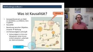 Thumbnail - 14. Sitzung: Kausalität - Teil 1