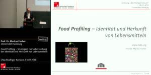 Miniaturansicht - Food Profiling – Identität und Herkunft von Lebensmitteln