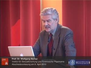 Thumbnail - Abschiedsvorlesung von Prof. Dr. Wolfgang Berner