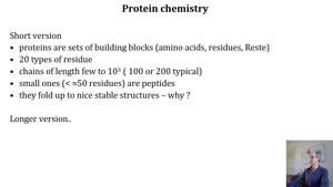 Vorschaubild - protein strukturen Teil 1