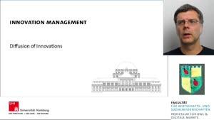 Vorschaubild - Session 06: Diffusion of Innovations