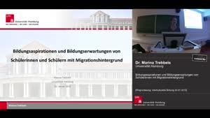 Miniaturansicht - Bildungsaspirationen und Bildungserwartungen von SchülerInnen mit Migrationshintergrund