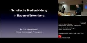 Vorschaubild - Schulische Medienbildung in Baden-Württemberg