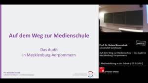 Miniaturansicht - Auf dem Weg zur Medienschule - Das Audit in Mecklenburg-Vorpommern