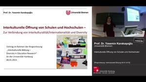 Miniaturansicht - Interkulturelle Öffnung von Schulen und Hochschulen