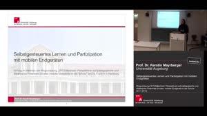 Miniaturansicht - Selbstgesteuertes Lernen und Partizipation mit mobilen Endgeräten