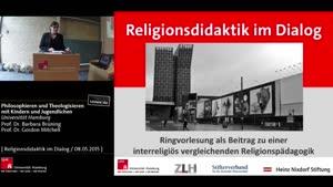 Miniaturansicht - Philosophieren und Theologisieren mit Kindern und Jugendlichen – Philosophie und Theologie im Gespräch