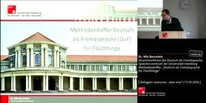 Thumbnail - Deutsch als Fremdsprache für Flüchtlinge