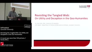Thumbnail - Revisiting the Tangled Web: On Utility and Deception in the Geo-Humanities