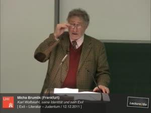 Miniaturansicht - Karl Wolfskehl, seine Identität und sein Exil