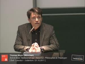 Miniaturansicht - Exil und Galut. Reflexionen jüdischer Historiker, Philosophen & Theologen