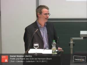 Miniaturansicht - Politik und Poetik des Exils bei Hermann Broch