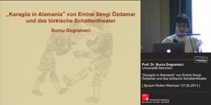 Miniaturansicht - Die Figur des Karagöz bei Emine Sevgi Özdamar