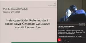 Miniaturansicht - Verspieltheit und Ernst. Heterogene Erzählstile in Emine Sevgi Özdamars Die Brücke vom Goldenen Horn