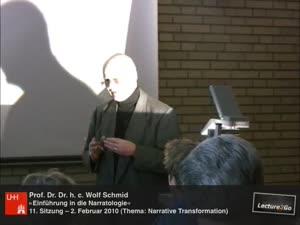 Miniaturansicht - 11. Sitzung – 2. Februar 2010 (Thema: Narrative Transformation)