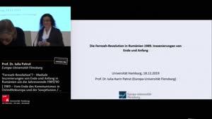 """Miniaturansicht - """"Fernseh-Revolution""""? - Mediale Inszenierungen von Ende und Anfang in Rumänien um die Jahreswende 1989/90"""