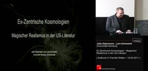 Miniaturansicht - Ex-Zentrische Kosmologien: Magischer Realismus in der US-Literatur