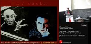 Miniaturansicht - They Suck: Eine kurze Kultur- und Literaturgeschichte des Vampirismus