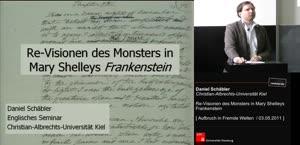 Miniaturansicht - Re-Vision des Monsters in Mary Shelleys Frankenstein