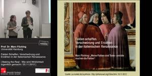 Miniaturansicht - Fakten schaffen. Verschwörung und Erzählen in der italienischen Renaissance.