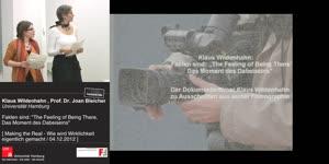 Miniaturansicht - Im Gespräch: Interview mit dem Dokumentarfilmer Klaus Wildenhahn zu Ausschnitten aus seiner Filmographie.