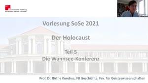 Miniaturansicht - Teil 5. Die Wannsee-Konferenz