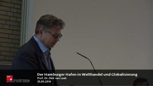 Miniaturansicht - Der Hamburger Hafen in Welthandel und Globalisierung