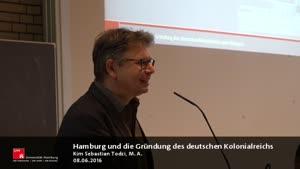 Miniaturansicht - Hamburg und die Gründung des deutschen Kolonialreichs unter Bismarck