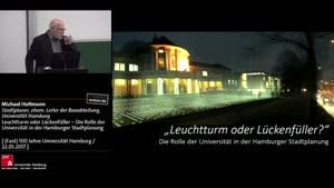 Miniaturansicht - Leuchtturm oder Lückenfüller – Die Rolle der Universität in der Hamburger Stadtplanung