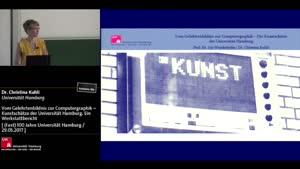 Miniaturansicht - Vom Gelehrtenbildnis zur Computergraphik – Kunstschätze der Universität Hamburg. Ein Werkstattbericht