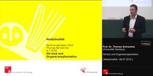 Thumbnail - Hirntod und Organtransplantation