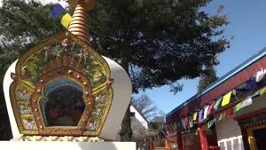 Miniaturansicht - Ein Stückchen Tibet - Spiritualität als Refugium in der Großstadt