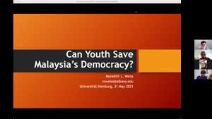 Vorschaubild - Can Youth Save Malaysia's Democracy?