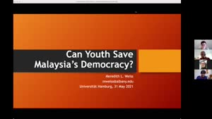 Miniaturansicht - Can Youth Save Malaysia's Democracy?