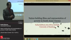 Miniaturansicht - Nation building films and representation of poverty in South Asian Cinema