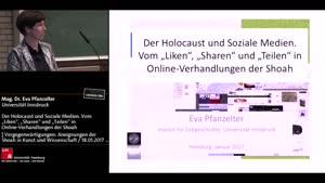 """Miniaturansicht - Der Holocaust und Soziale Medien. Vom """"Liken"""", """"Sharen"""" und """"Teilen"""" in Online-Verhandlungen der Shoah"""