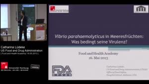 Thumbnail - Vibrio parahämolyticus in Meeresfrüchten: Was bedingt seine Virulenz?