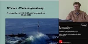 Miniaturansicht - Offshore- Windenergienutzung