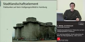 Vorschaubild - Ein Hamburger Stadtlandschaftselement: Der Flakbunker auf dem Heiligengeistfeld
